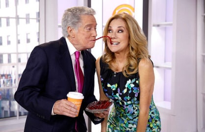 Regis Philbin, Kathie Lee Gifford Today Show