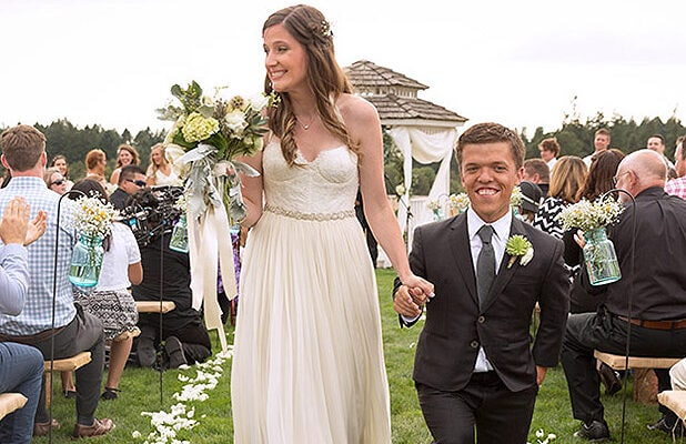 Photo taken from Amy Roloff's Instagram page with a link to People mazazine.