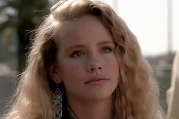 Amanda Peterson Patrick Dempseys Co Star In 80s Classic Cant
