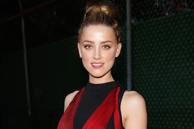 amber heard Aquaman