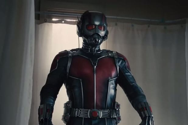Marvel Cinematic Universe Ant-Man