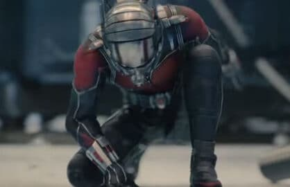 antman saturday