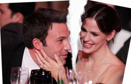 Ben Affleck and Jennifer Garner (Christopher Polk/Getty Images for VH1)