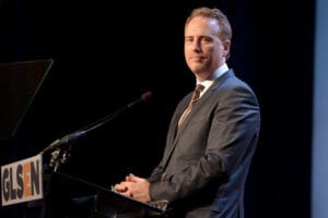 Robert Greenblatt, 10th annual GLSEN Respect Awards (Charley Gallay/Getty Images)