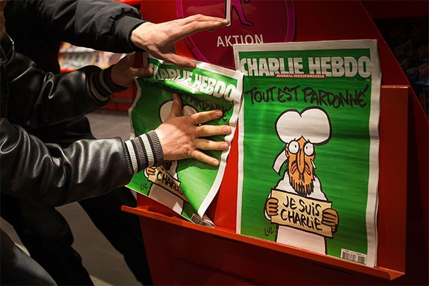Charlie Hebdo Will No Longer Feature Cartoons Depicting Muhammad In Wake Of Attack
