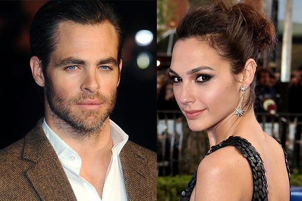 Chris Pine Closes Deal to Star Opposite Gal Gadot in ...