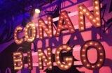 Conan Bingo, Conan O'Brien at San Diego Comic-Con (Suzette Valle)