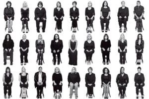 New York magazine's July 27, 2015 cover features 35 Bill Cosby accusers (New York)
