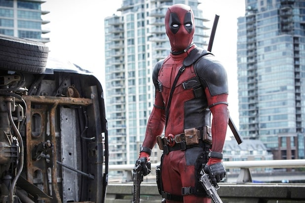 Watch Deadpool crash Hugh Jackman's video with a song from Annie