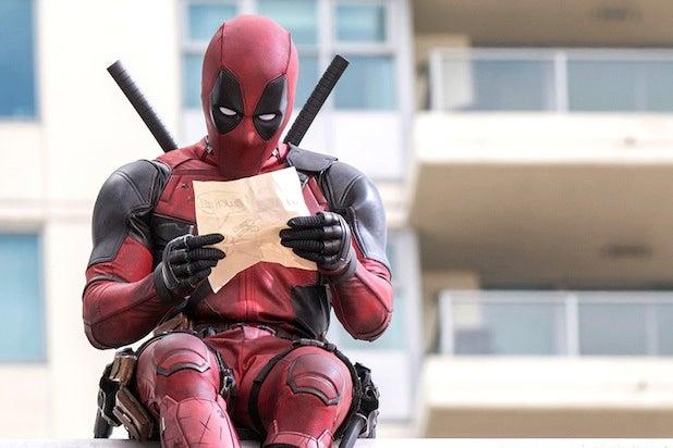 Deadpool imax