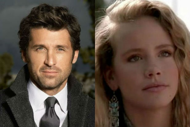 Patrick Dempsey Pays Tribute To Cant Buy Me Love Co Star Amanda