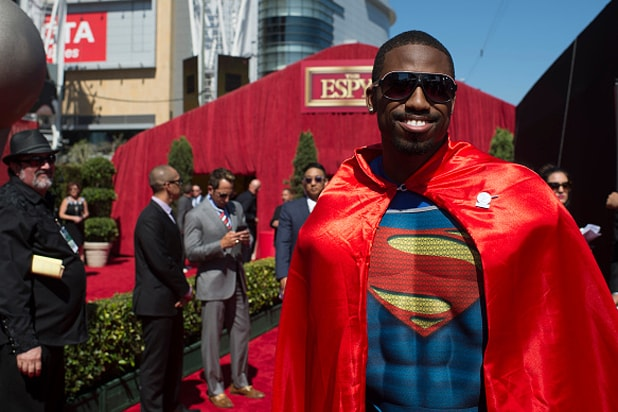 ESPYs: Oakland Raiders Marquette King (ABC via Getty Images)
