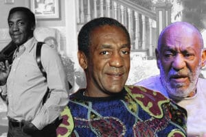 Bill Cosby in I Spy, Cosby Show, on tour (NBC Universal)