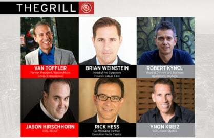 TheGrill Speakers