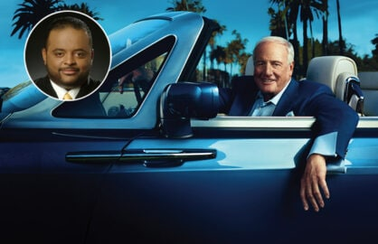 Roland Martin remembers Jerry Weintraub