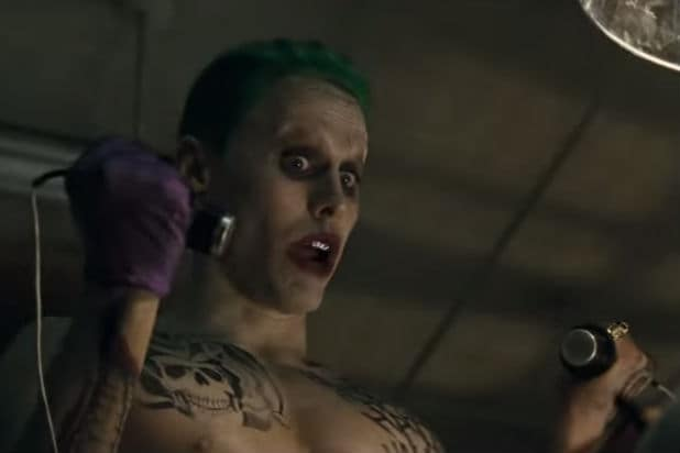 Will Smith Says He 'Never Actually Met' Jared Leto While ... Jared Leto Instagram