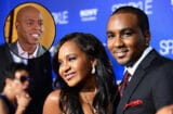 Bobbi Kristina Brown, Nick Gordon; Kevin Frazier (Frazer Harrison/Getty Images; ET, inset)
