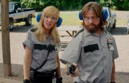 Masterminds stars Kristen Wiig, Zach Galifianakis (Relativity)