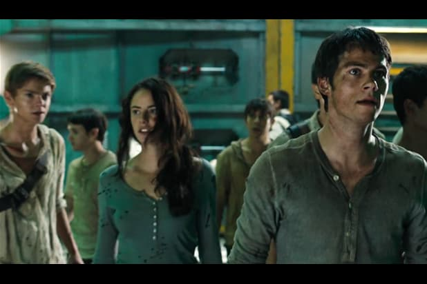 Maze Runner, trailer 2 (Fox)