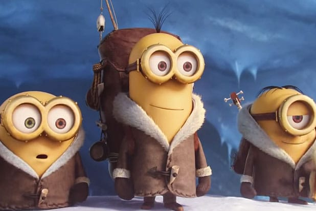 'Minions' Creator Pierre Coffin on Why None of His Animated Little Yellow Helpers Are Female