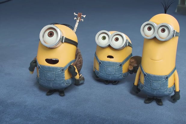 Minions Fans Go Crazy With Despicable Me Spin Off