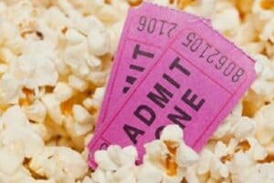 movie tikets