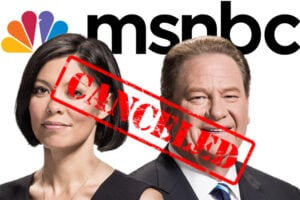 "Alex Wagner's ""Now"" and Ed Schultz's ""Ed Show"" Canceled (MSNBC)"