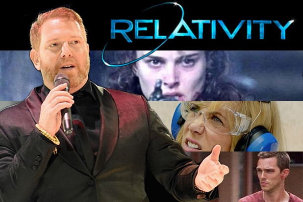 Relativity, Ryan Kavanaugh (Getty Images)