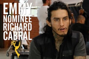 """American Crime"" star Richard Cabral"