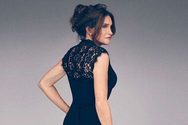 Caitlyn Jenner Dons Sexy Lace Gown for 'I Am Cait' Shoot (Photo)
