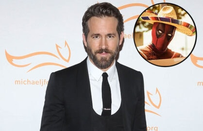 Ryan Reynolds as Deadpool (Getty Images; Twitter)