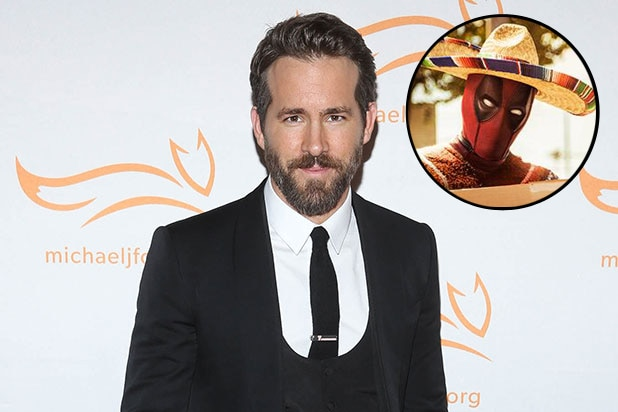 Ryan Reynolds as Deadpool (Getty Images; Twitter)
