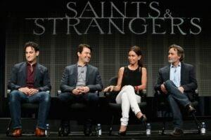 Saints & Strangers