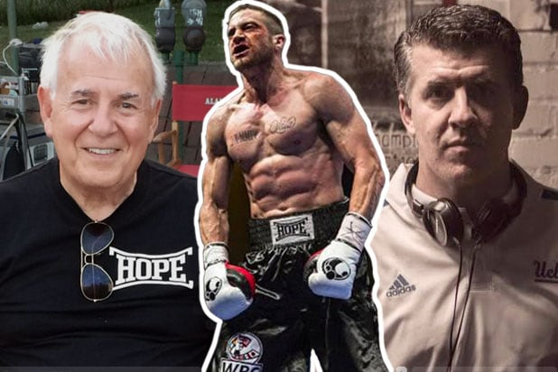 Southpaw Producers On The 5 Year Fight To Make Jake Gyllenhaal S Boxing Movie