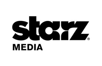 Starz Media logo