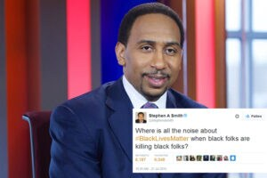 Stephen A. Smith (Facebook; Twitter)