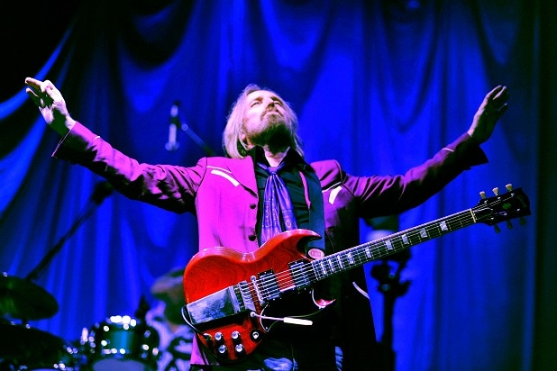 SAN DIEGO, CA - AUGUST 03: Tom Petty and The Heartbreakers kick off their summer 2014 tour in support of their latest album 'Hypnotic Eye' at Viejas Arena on August 3, 2014 in San Diego, California. (Photo by Jerod Harris/Getty Images)