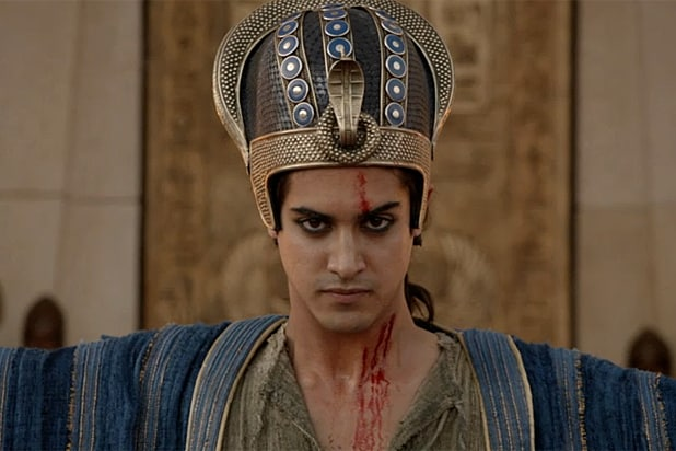 "Avan Jogia stars as Tutankhamun in ""Tut' (Spike)"