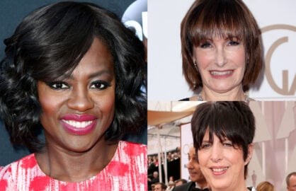 Viola Davis, Gale Anne Hurd, Diane Warren (Getty Images)