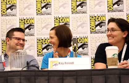 Comic-Con International 2015 - Inside The Writer's Room: The Pilot  - Part One