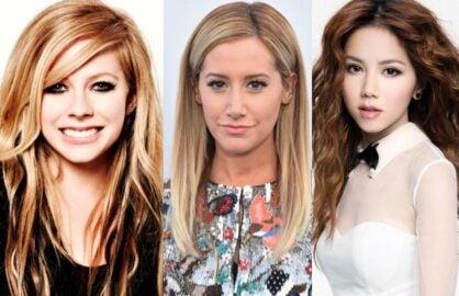 Avril Lavigne Ashley Tisdale GEM Charmed