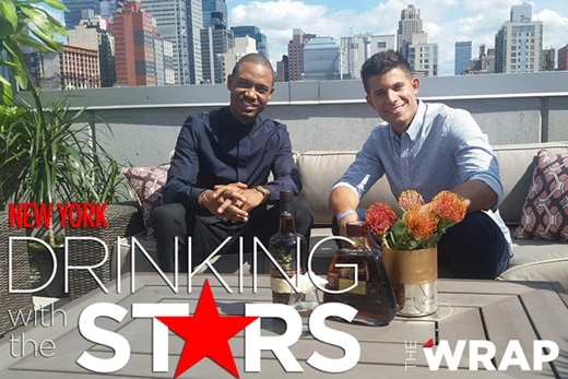 "A new episode of ""Drinking with the Stars"" in NYC with Terrence J is coming soon."