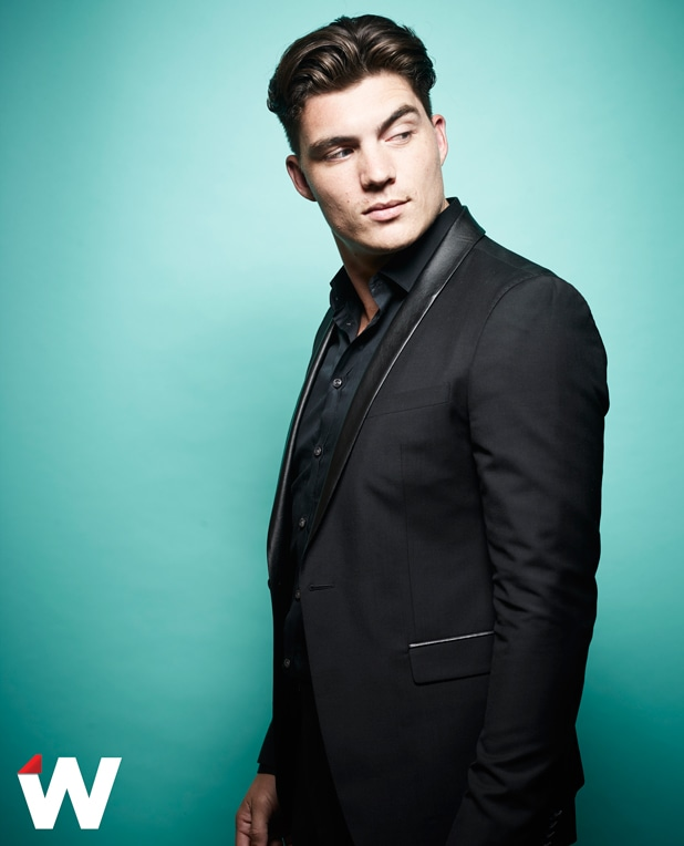 Zane Holtz From Dusk Till Dawn