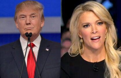 Donald Trump/Megyn Kelly