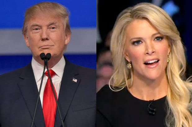 Trump giving Megyn three weeks to afford her all the necessary research time needed to pulverize