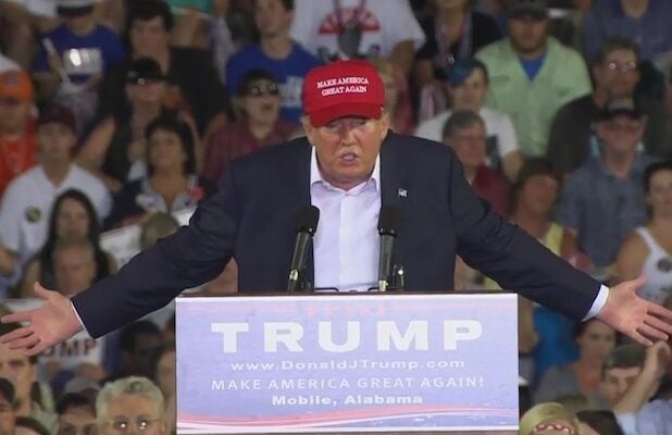 Trump Alabama