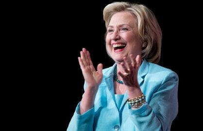 Hillary Clinton, Iowa Wing Ding, TheWrap