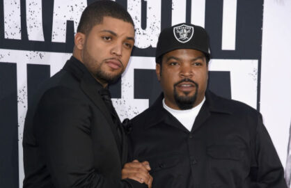 Ice Cube & O'Shea Jackson Jr Cropped