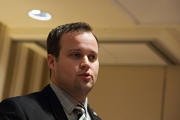 Disgraced '19 Kids' Star Josh Duggar Named in Ashley Madison Leak (Report)