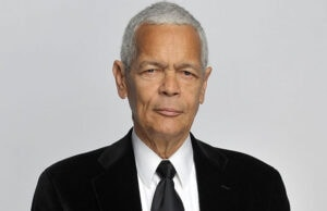 LOS ANGELES, CA - FEBRUARY 26: NAACP chairman Julian Bond poses for a portrait during the 41st NAACP Image awards held at The Shrine Auditorium on February 26, 2010 in Los Angeles, California. (Photo by Charley Gallay/Getty Images for NAACP)
